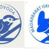 Madárbarát Óvoda és Madárbarát Iskola 2018.