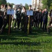 Országos Haditorna Verseny Országos Döntő – Budapest, 2019. április 11-12.