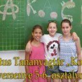 """Református Tananyagtár """"Koli és foci"""" olvasóversenye 5-6. osztályosoknak"""