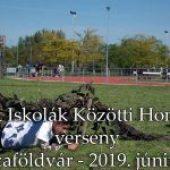 Patronált Iskolák Közötti Honvédelmi verseny, Tiszaföldvár – 2019. június 5.