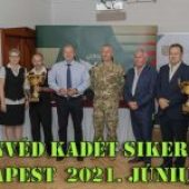 Honvéd Kadét sikerek – 2021. június 25.